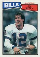 1987 Topps Football Cards Pick From List Includes Rookies/1000 Yard Clu 251-396