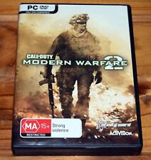 Call of Duty: Modern Warfare 2 PC Video Game (Complete in Box)