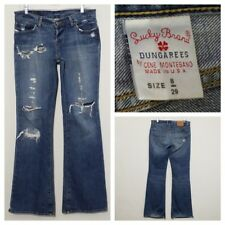 Lucky Jeans Women's Measured 32x34 Tag Reads 8/29, Cool Inv#F4269