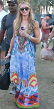 Camilla Franks Drawstring Long V Neck Dress One Size Crossing Paths Uk 10 12 14