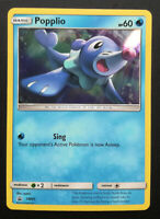 Pokemon card Popplio SM03 PROMO HOLO Basic Water Mint Sun & Moon