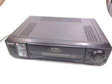 Sony SLV-940HF 4 Head Hi-Fi Stereo VCR VHS Player Recorder For Parts/Repair