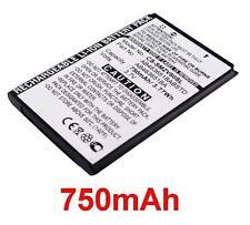 Batterie 750mAh type AB463651BA AB463651BABSTD Pour Samsung SGH-ZV60