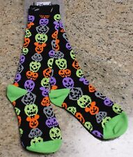 New Disney Parks Authentic MICKEY MOUSE HALLOWEEN Socks - Youth Size Small