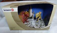 Schleich®  World of History Knights 72020 Drachentöter & Feuerdrache  OVP