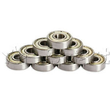 2PCS Carbon Steel 608zz Deep Groove Ball Bearing For Skateboard Scooter AS