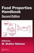 Food Properties Handbook, Second Edition (Contemporary Food Science)-ExLibrary
