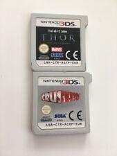 Lot 2 Jeux 3DS