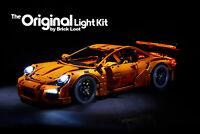 LED Lighting kit fits LEGO ® Porsche 911 GT3 RS - 42056