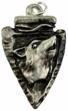 Guiding Wolf Amulet Wiccan Supplies