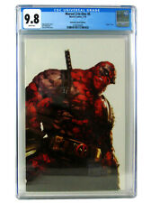 Marvel 2 In 1 Thing And The Human Torch #6 Virgin Variant CGC Graded 9.8 Parel