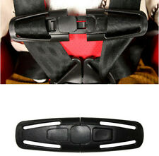 Baby Safety Car Seat Harness Clip Buckle Black chest Child for Combi Shuttle