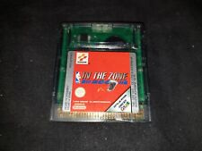 NBA IN THE ZONE 2000 Nintendo Gameboy Color Game