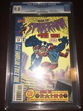 Web Of Spider-Man #119 CGC 9.8 White Pages 1st App Of Kaine (scarlet Spider)
