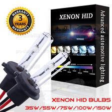 HID REPLACEMENT Bulbs Xenon H1/H3/H4/H7/H10/H11/H13/9006 35W 55W 75W 100W 150W