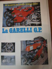 Clipping / artikel Garelli 50cc (ITA)