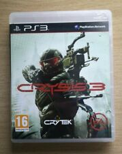 Crysis 3 COMPLETE Playstation 3 PS3 Game FREE P&P