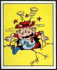Baby Face - Dandy Beano #152 Panini 1988 Sticker (C1490)