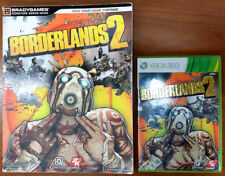 Xbox 360 Game - Borderlands 2 c/w Official Guide