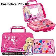 Kids Makeup Kit For Girl W Make Up Remover Real Washable&Non Toxic Play Princess