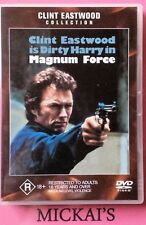 MAGNUM FORCE - CLINT EASTWOOD COLLECTION #21510 WARNER BROTHERS DVD PAL