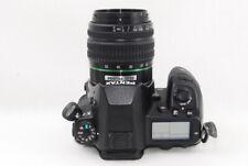 PENTAX K-7 SMC PENTAX-DA 18-55mm F3.5-5.6 AL Lens Set
