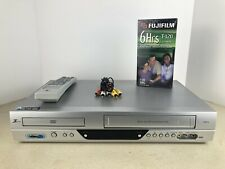 Zenith XBV613 DVD/VCR VHS Combo HI FI Video Cassette Recorder W/ Remote