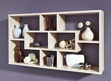 Markenlose Bücherregale aus Holzfurnier
