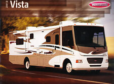 2012 Winnebago Vista Motorhome Camper Original Car Sales Brochure Catalog