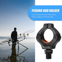 Carp Fishing Rod Rest Gripper for Pole Pod Holder with Magic Magnet Clips Hold