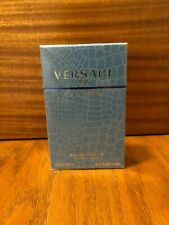VERSACE MAN EAU FRAICHE EDT 2012 VINTAGE FORMULATION  6.7oz 200ml  BATCH 1219135