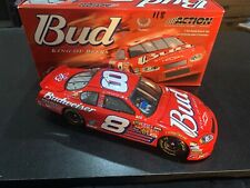 2005 Dale Jr. Budweiser Action 1/24 NASCAR Diecast