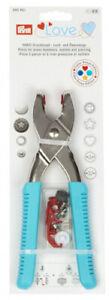 Prym Love Vario-Zange 390901 mit Lochwerkzeug Color Snaps Edition