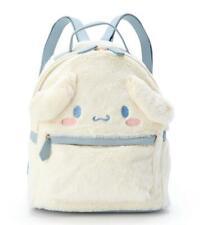 Cinnamoroll fuzzy white backpack shoulder bag travel bags girls gift new
