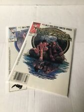 Tarzan Of The Apes 1-2 Vf/Nm