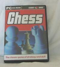Schach. PC CD Spiel. keine Anleitung