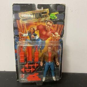 Last Action Hero Dynamite Jack Slater Stunt Action Figure by Mattel