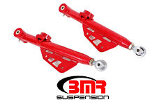 BMR Suspension TCA049, Lower Control Arms, DOM, Single Adj, Poly/rod End