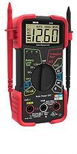 Auto-Ranging Digital Multimeter Voltmeter Auto Tester Automotive Meter Amp Volt