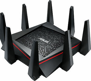 ASUS RT-AC5300 high-speed tri-band wireless AC5300M WIFI 6