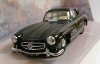Dinky 1/43 Scale Diecast Model DY-12B 1955 MERCEDES BENZ 300SL GULLWING BLACK