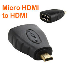 Micro HDMI Male To HDMI Female Adapter/MicroHDMI Converter 70