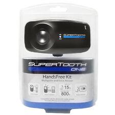 NEW Original Supertooth One S1 Bluetooth Wireless Visor Clip CarKit Speakerphone