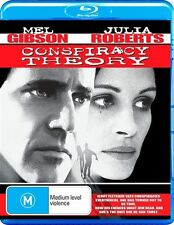 *New & Sealed* Conspiracy Theory (Blu-ray, 2014) Mel Gibson & Julia Roberts