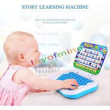 Baby Kleinkindspielzeug Lern und Musik Laptop Lerncomputer Zubehör