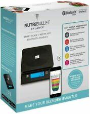 NutriBullet Balance Smart Black - N12S-U0163