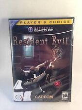 Resident Evil (Nintendo GameCube, 2002) Brand New & Factory Sealed Game