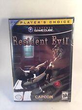 Resident Evil (Nintendo GameCube, 2002) Brand New & Factory Sealed Game