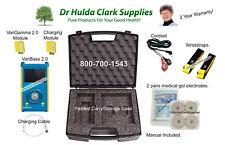 Dr Hulda Clark - VariGamma 2.0 - Frequency Generator -  Free USA Shipping!