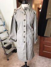 WW2 Cadet Nurse Raincoat Womens